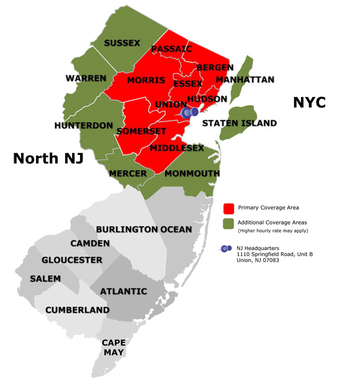 Northern Jersey Cities Pictures To Pin On Pinterest
